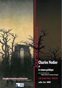Affiche_Nodier et le gothique